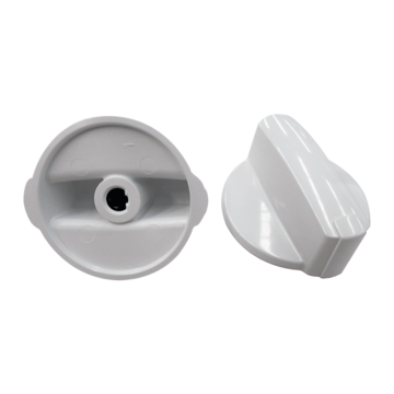 Knob West 540 White Electric